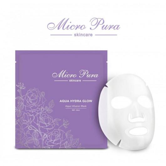 Micro Pura Aqua 千杯水面膜/爆水面膜 (1盒5片) ***升級優惠***